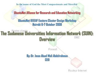 UbuntuNet  Alliance for Research and Education Networking