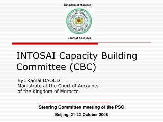 INTOSAI Capacity Building Committee (CBC)