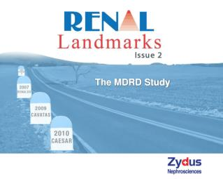The MDRD Study