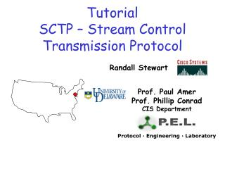 Tutorial SCTP – Stream Control Transmission Protocol