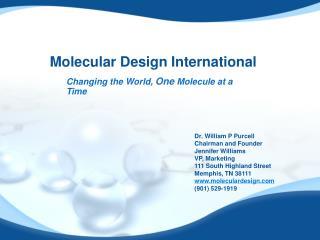Molecular Design International