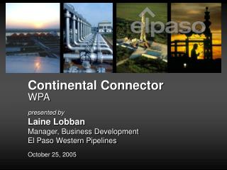 Continental Connector WPA