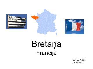 Bretaņa Francijā