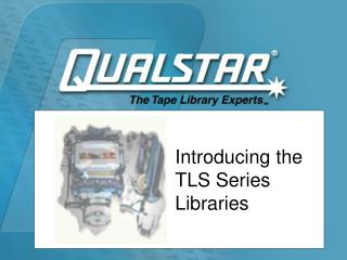 Introducing the TLS Series Libraries