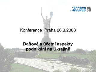 Konference  Praha 26.3.2008