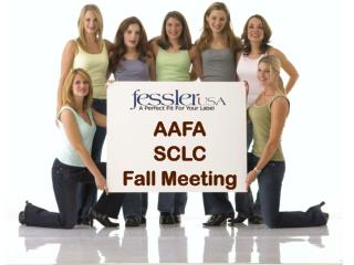 AAFA SCLC Fall Meeting