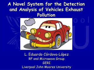 A Novel System for the Detection and Analysis of Vehicles Exhaust Pollution