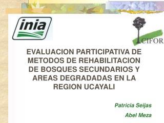 Patricia Seijas Abel Meza