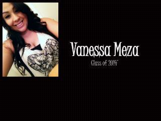 Vanessa Meza