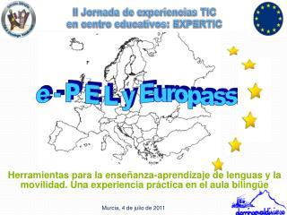 e - P E L y Europass: