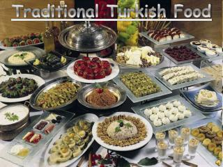 Traditional Turkish Food