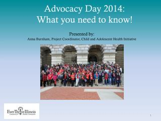 Advocacy Day 2014: What you need to know!