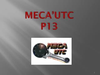 MECA'UTC  P13