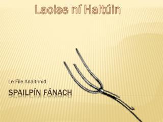 Spailp�n F�nach