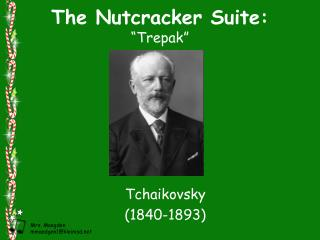 "The Nutcracker Suite: ""Trepak"""