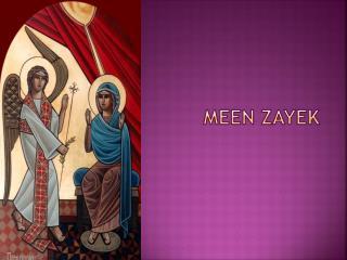 Meen zayek