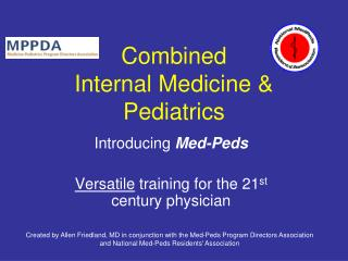 Combined  Internal Medicine & Pediatrics