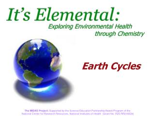 It's Elemental: