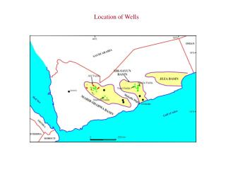 Location of Wells