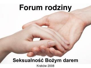 Forum rodziny