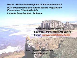 UNIJUI - Universidade Regional do Rio Grande do Sul