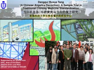 Danggui Buxue Tang  (A Chinese  Angelica  Decoction): A Sample Trial in