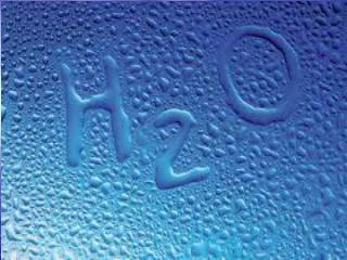 Физичка својства воде: