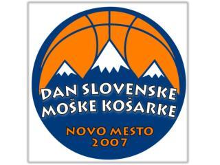 DAN SLO MOŠKE KOŠARKE 2007