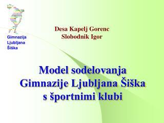 Desa Kapelj Gorenc Slobodnik Igor