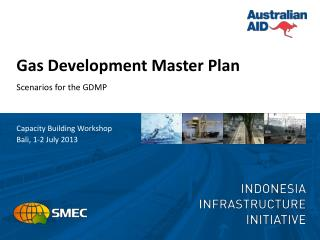 Gas Development Master Plan
