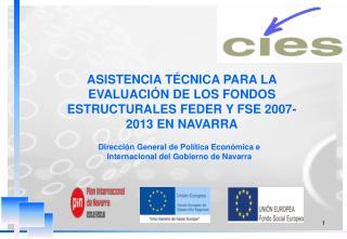Dirección General de Política Económica e Internacional del Gobierno de Navarra