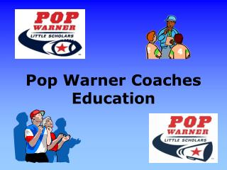 Pop Warner Coaches Education