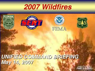 2007 Wildfires