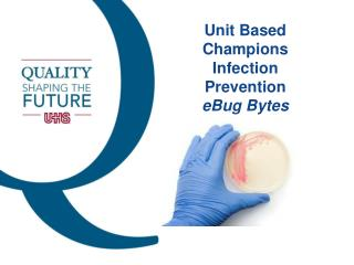 Unit Based Champions Infection Prevention eBug  Bytes June 2013