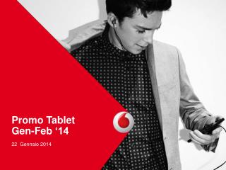 Promo Tablet  Gen-Feb  �14
