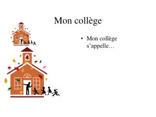 Mon collège