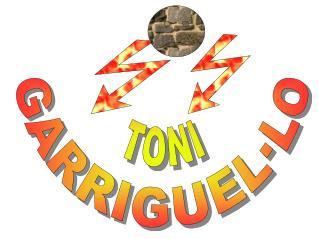 TONI GARRIGUEL·LO