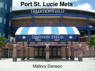 Port St. Lucie Mets