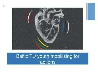 Baltic TU youth mobilising for actions