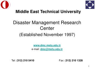 Middle East Technical University