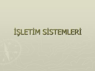 ??LET?M S?STEMLER?