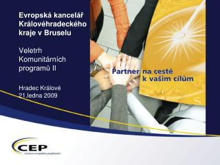 Evropská kancelář Královéhradeckého kraje v Bruselu