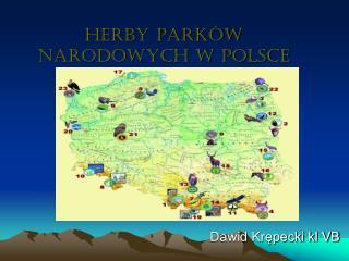 Herby Parków Narodowych w Polsce