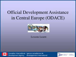 Official Development Assistance in Central Europe (ODACE)