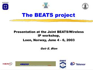 The BEATS project