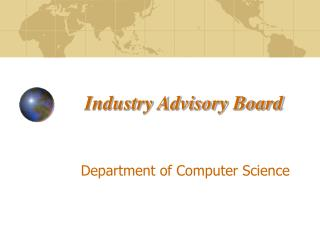 Industry Advisory Board