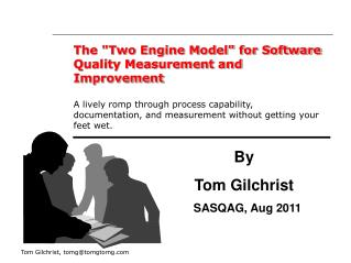 """The """"Two Engine Model"""" for Software Quality Measurement and Improvement"""