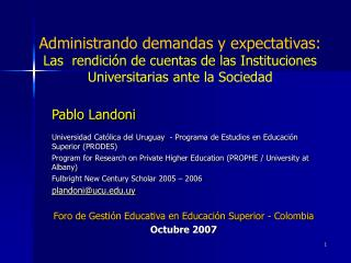 Pablo Landoni