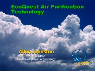 EcoQuest Air Purification Technology