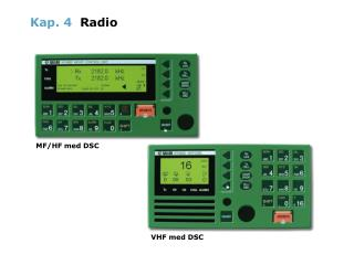 Kap. 4   Radio